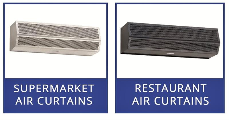 Mars Air Curtains Air Door Fly Fans On Sale Traffic