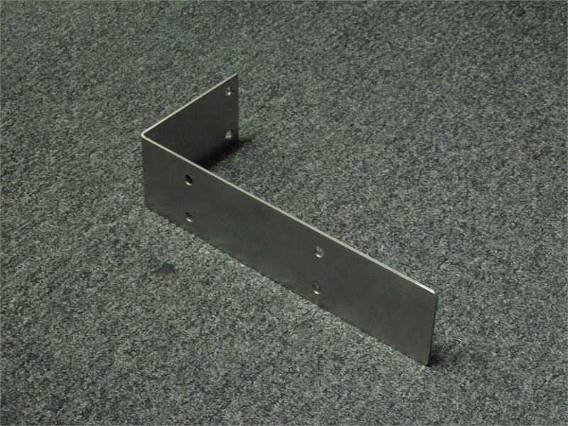 Upper Corner Wall Reinforcement Plate