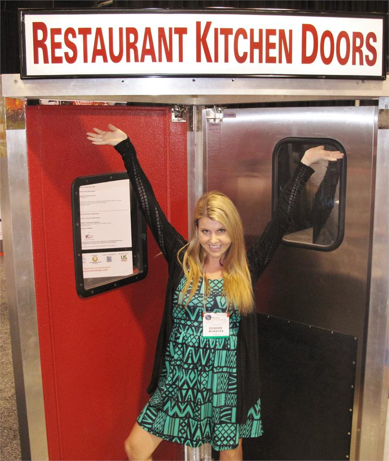 Western Restaurant And Food Service Show. CCI Industries