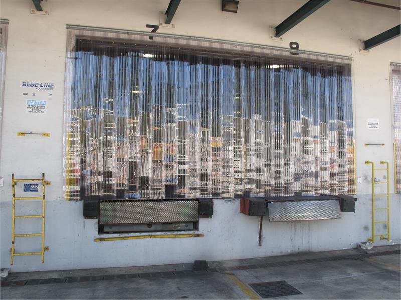 Pvc Strip Curtain Replacement Strips New Plastic Strip