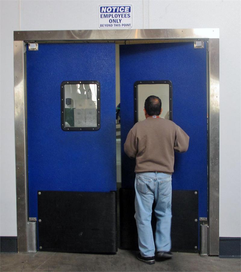 Ruff Tuff Doors Traffic Doors For Supermarkets On Sale