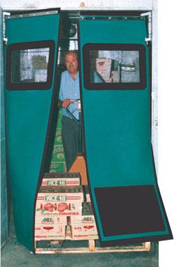 Flexible Doors Flexible Doors For Supermarkets