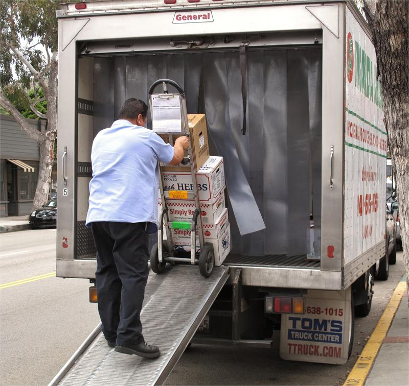 Strip Curtains For Delivery Truck Doors Refrigerated