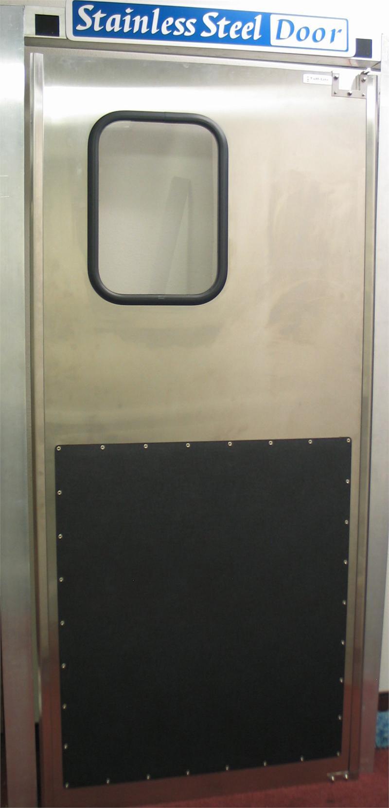 Restaurant Kitchen Doors : Restaurant doors stainless steel