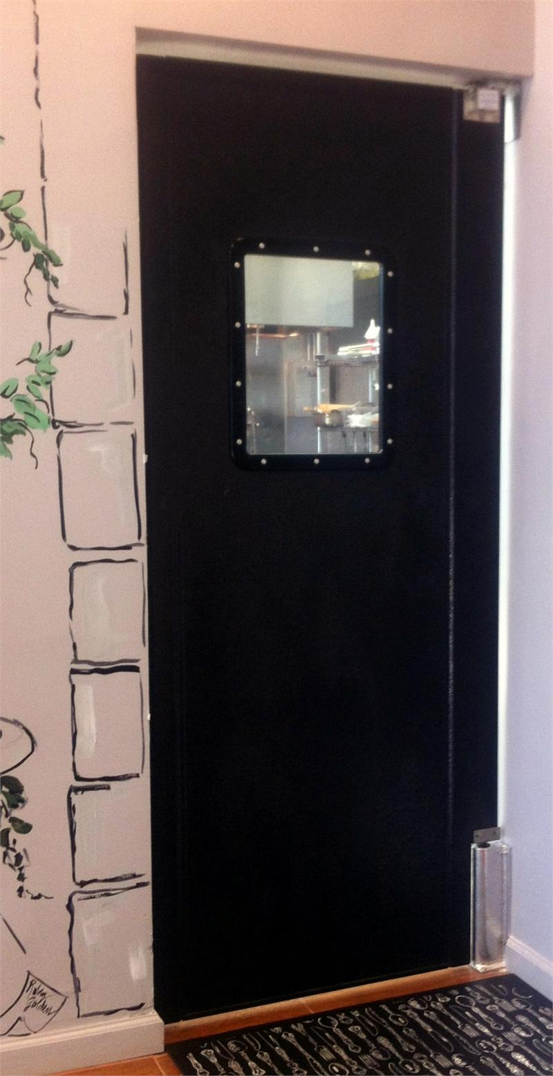 Selling restaurant doors stainless steel double door for for Kitchen doors and more