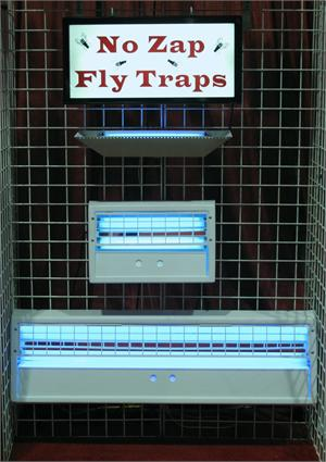No Zap Fly Traps, Commercial Fly Traps for Indoor Fly Control On Sale.