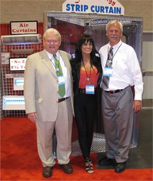 Fred, Janell, and Randy of Traffic Doors And More | Commercial Door Manufacturer in Costa Mesa, CA