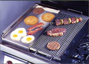 1/2-Griddle-1/2-Broiler