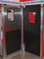 Restaurant Door Display.