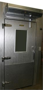 fly fans stainless steel air curtain doors On Sale.