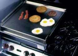 4 Burner Add On Stove Top Griddle