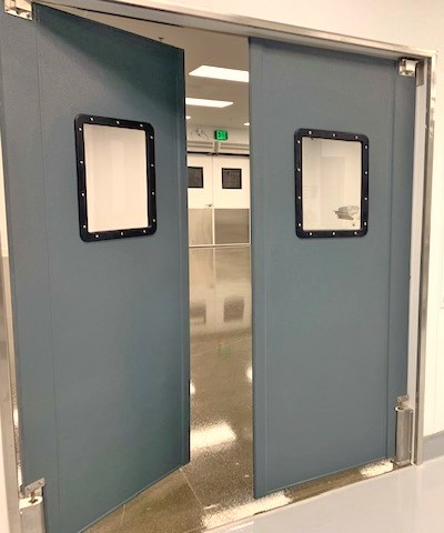 Restaurant Kitchen Doors- Pro Tuff Doors- Swing Doors For ...