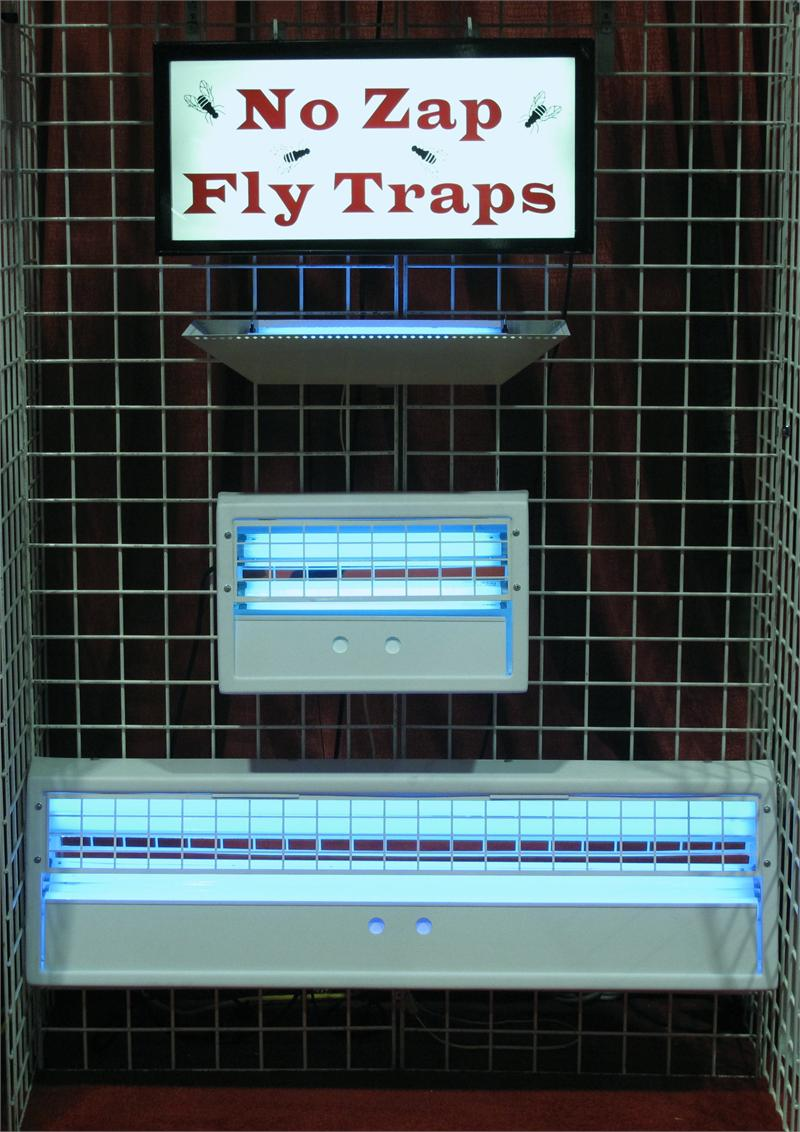 Commercial Fly Light Traps In No Zap Fly Traps