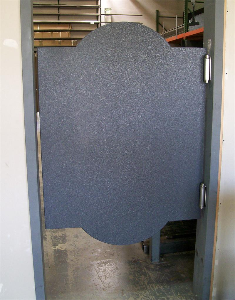 Half Size Door Oval Series
