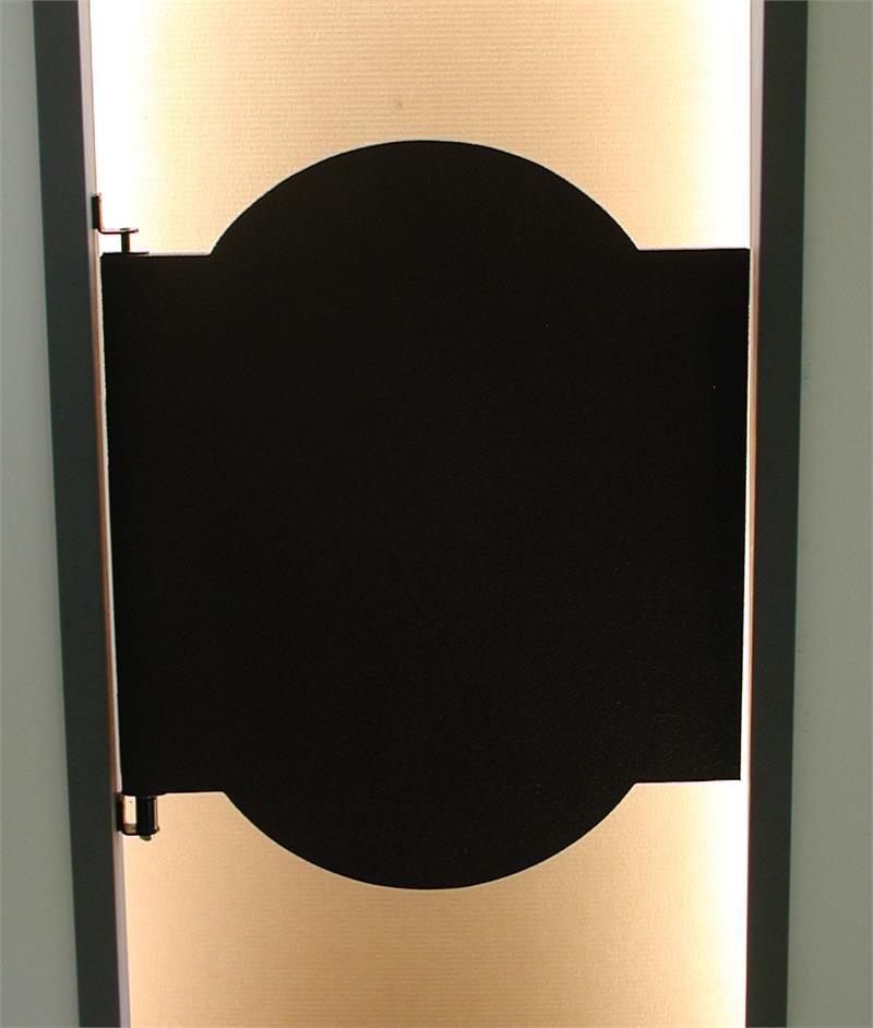 Half Size Doors Oval Series