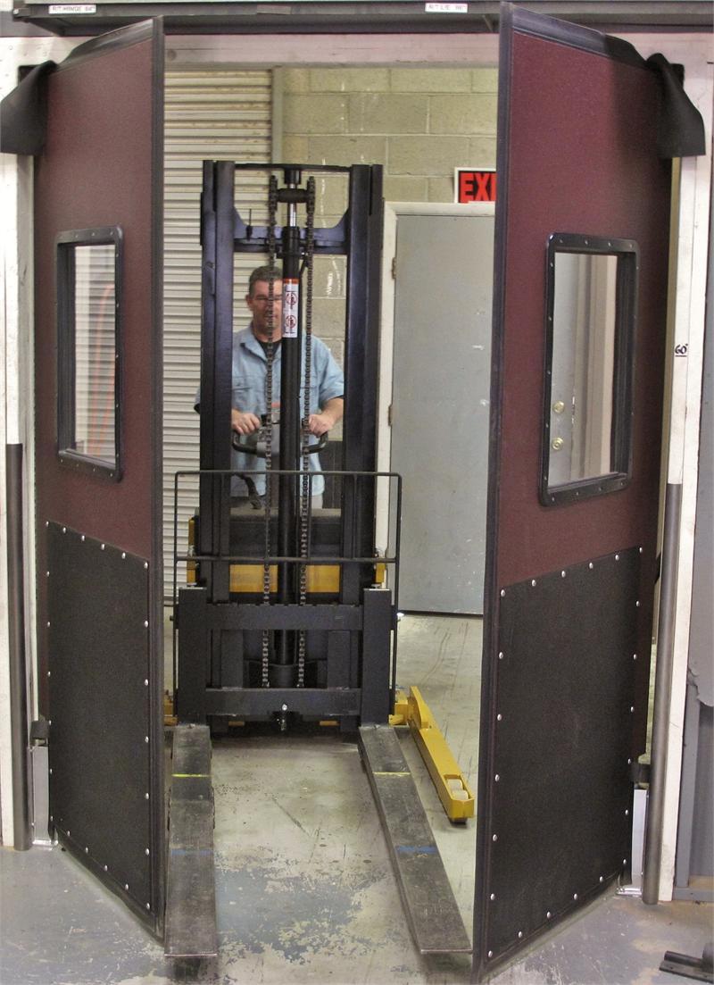 Impact Doors: Impact Swing Door V Cam Doors