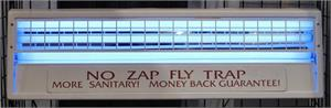 Large Fly Traps In Stock. No Zap Fly Traps Model NZ5000.