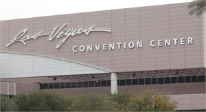 Las Vegas convention center. Pizza Expo.