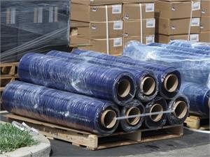 Wide PVC Rolls, Plastic strip curtain rolls wide in stock.