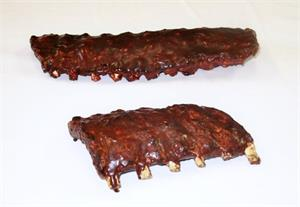 Replica Baby Back Ribs For Display.