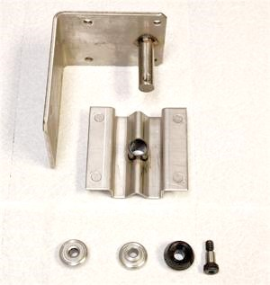 Replacement hinge for Ruff Tuff doors and Pro Tuff doors Parts.