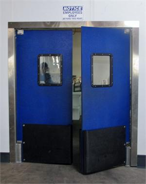 Ruff Tuff Doors for supermarket traffic door On Sale.