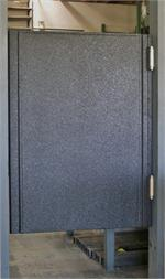 half size traffic doors, saloon style doors and cafe style doors for restaurants.
