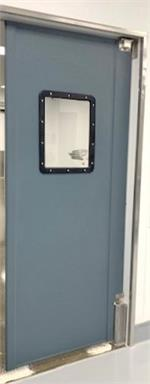 Pro Tuff Doors for restaurant kitchen doors. Swing doors for restaurants in stock.