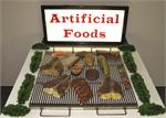 Artificial Foods for Fake Food display. Replica Foods For Restaurant plastic food display.